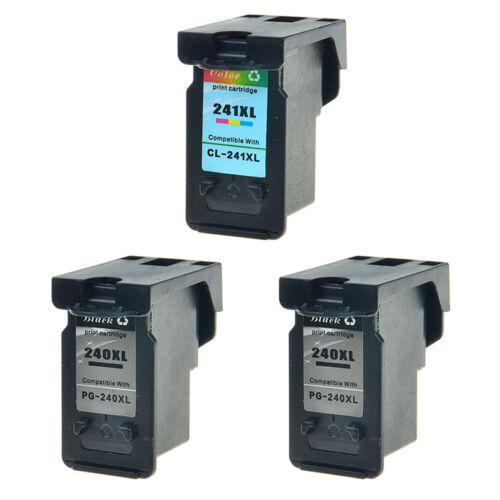 PG210XL CL211XL PG240XL CL241XL B//C Ink Set for Canon PIXMA MX330 340 522 MG3122