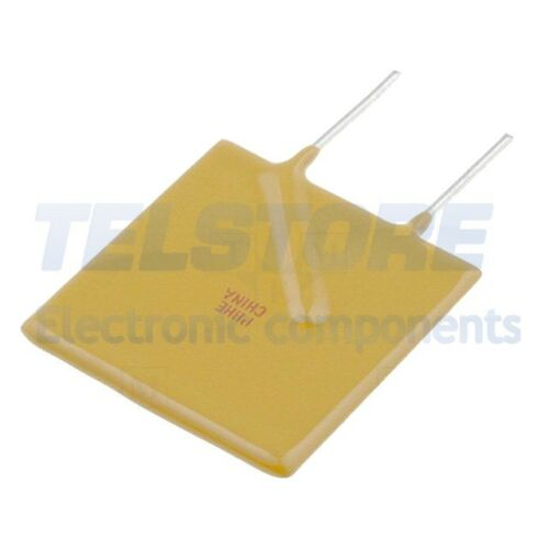 1pcs RUEF900 Fusibile polimero PTC 9A 24,1x29,7mm Retino 10mm TE Connectivity