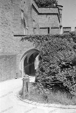 Negativo-Castello austro-Hechingen-ARCHITETTURA - 1930er anni - 3