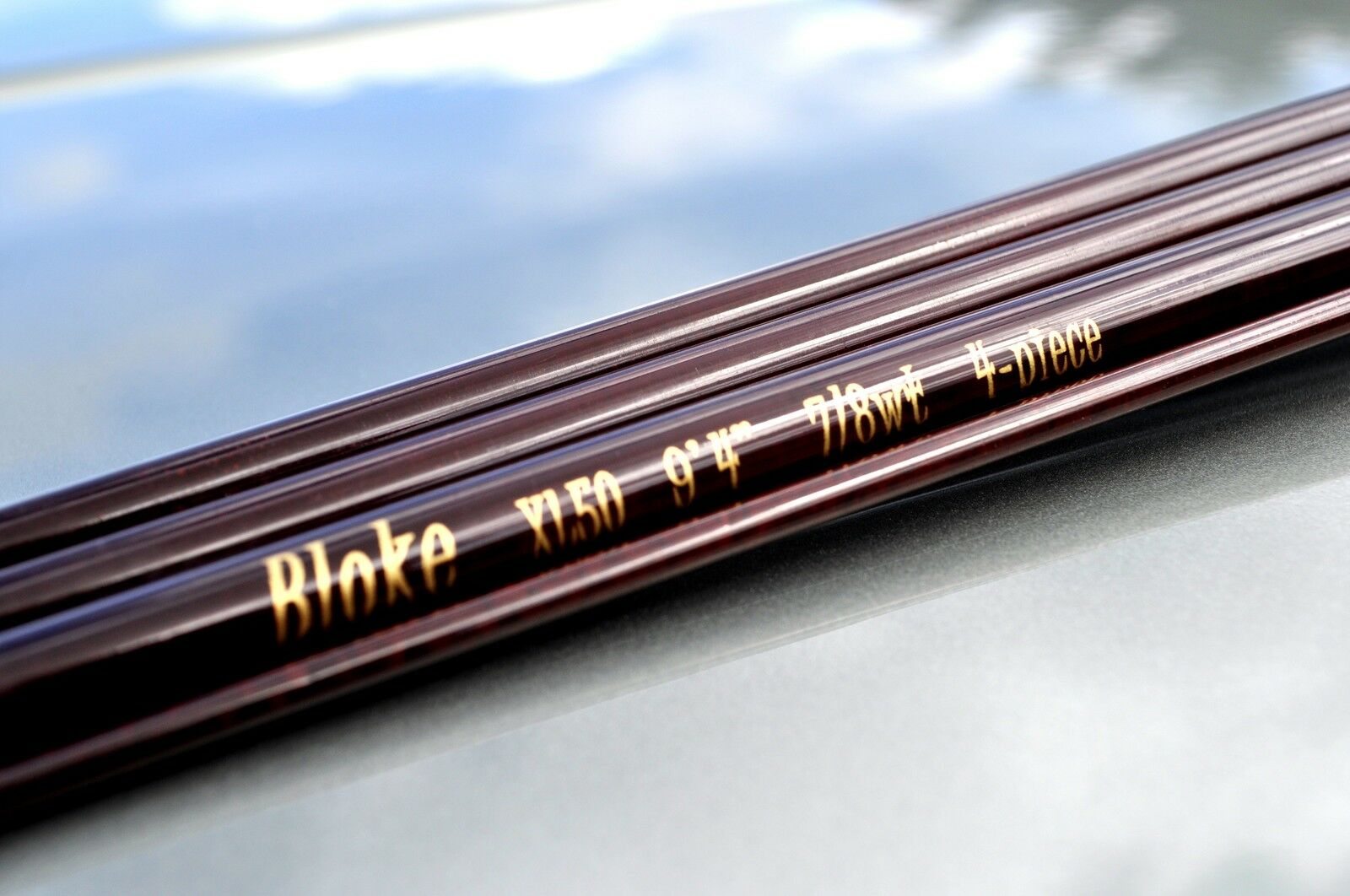 Bloke fly rod blank XL50 10' 6wt