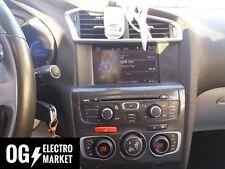 CITROEN C4 GPS NAVIGATION SYSTEM SET RADIO SAT NAV RNEG2 RT6 WIP NAV+