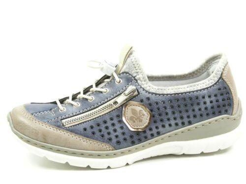 Rieker L3269-42 Schuhe Damen Halbschuhe Slipper Sneaker