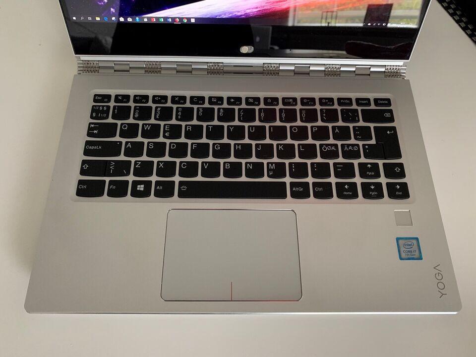 Lenovo Yoga 910, 2.9 GHz, 16 GB ram