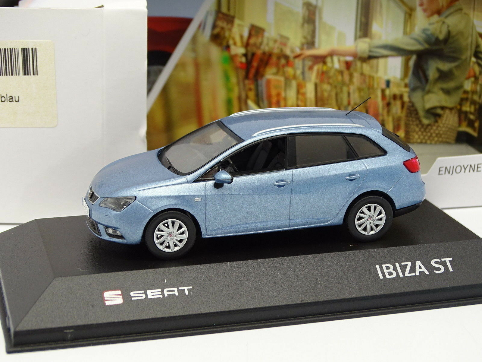 J Collection 1 43 - Seat Ibiza st azul