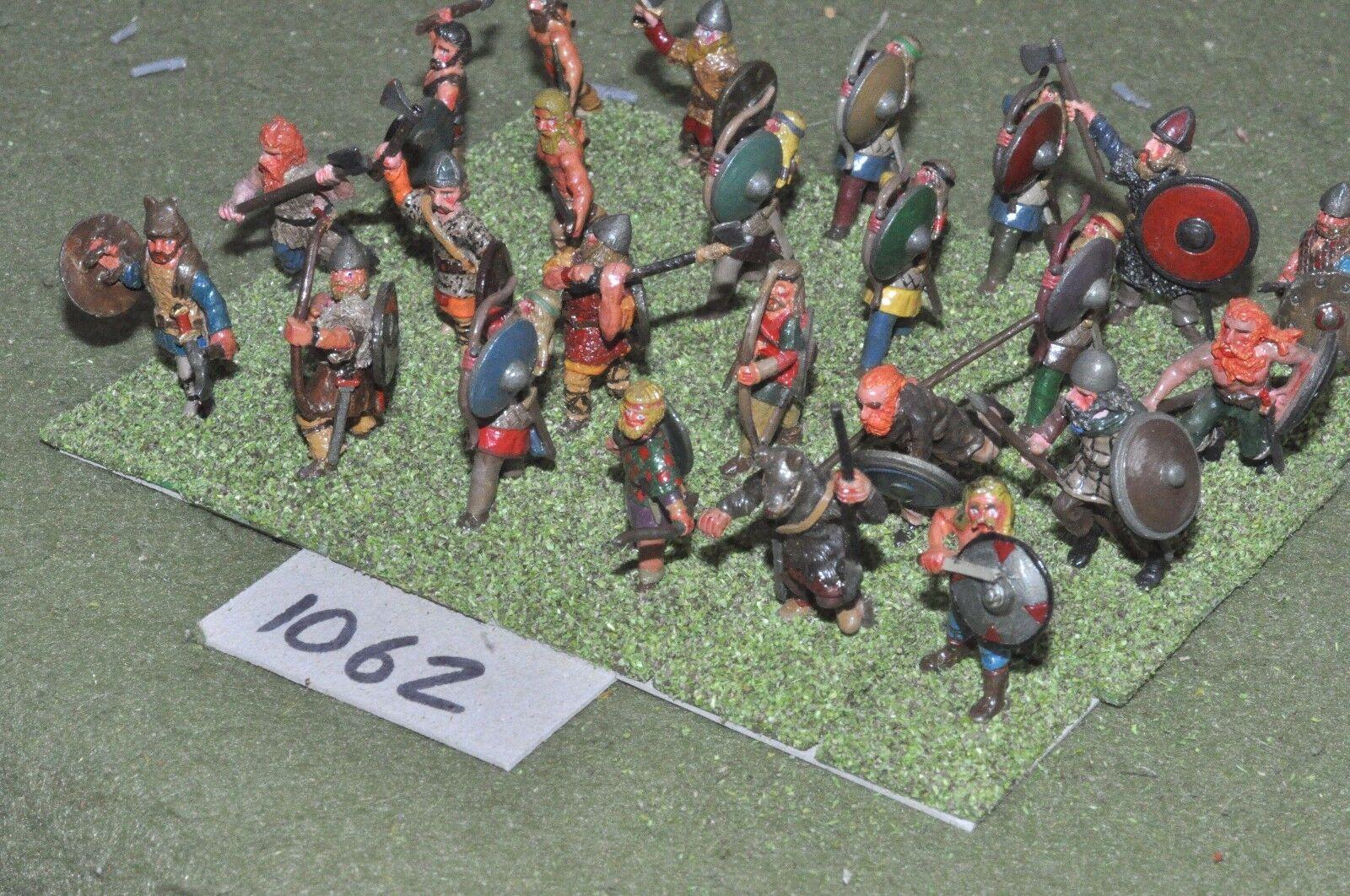 25mm Oscuro Edad Vikingo-Viking Metal-INF (1062)