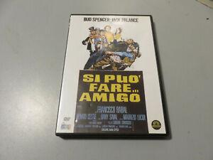 SI PUO' FARE AMIGO  Bud Spencer Jack Palance DVD buono stato