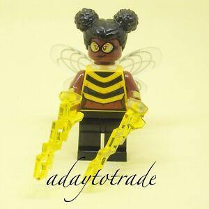 LEGO-DC-Super-Heroes-Mini-Figure-series-Bumblebee-71026-14-COLSH-14-RBB