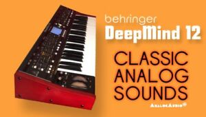Details about *** BEHRINGER DeepMind 12