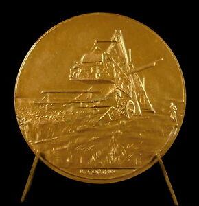 Medal-Memory-of-Centenary-of-L-Factory-Garnier-to-Redon-1962-Sc-Corbin-Medal