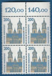 BRD-BUND-1211-23-MI-NR-1665-VIERERBLOCK-OBERRAND-MAGDEBURG-POSTFRISCH