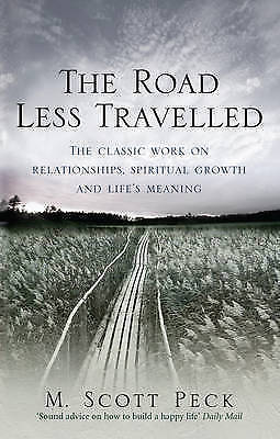 1 of 1 - The Road Less Travelled: A New Psychology of Love, Traditional Values and Spirit
