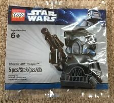 LEGO Star Wars SHADOW ARF TROOPER Minifigure Polybag NEW Factory Sealed