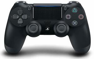 NEW Official Sony PlayStation Dualshock 4 Wireless Controller - Jet Black