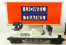 Lionel #6-16670 T.V. Car ~ Boxed, Excellent