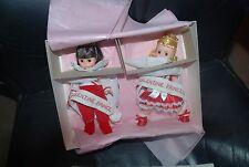 Valentine Prince & Princess 8''  Madame Alexander Dolls , New NRFB