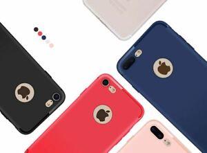 Ultra-Thin-Case-Apple-iPhone-10-8-7-Plus-6-5-Luxury-Slim-Silicone-TPU-Soft-Cover