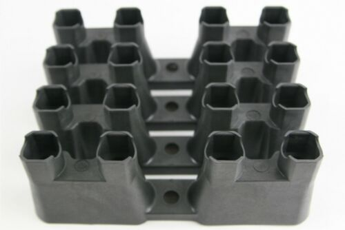 LS GM OEM Lifter Guide Trays Set of 4 LS1 LS7 Roller Lifters Retainer Buckets