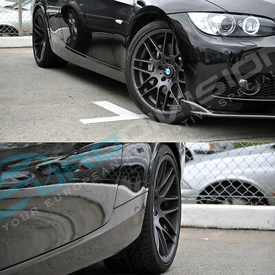 "BMW 19"" GTC Wheels Matte Anthracite GT-CS E46 M3 CSL"