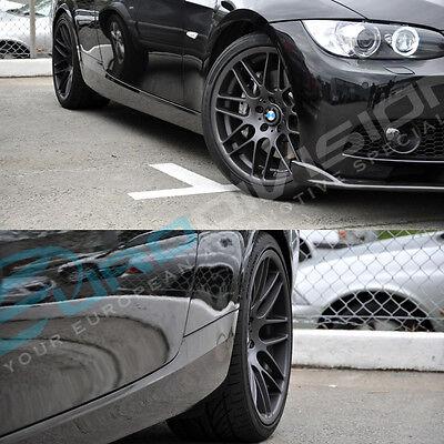 "BMW 19"" GTC Wheels Matte Anthracite GT-CS E46 M3 CSL"