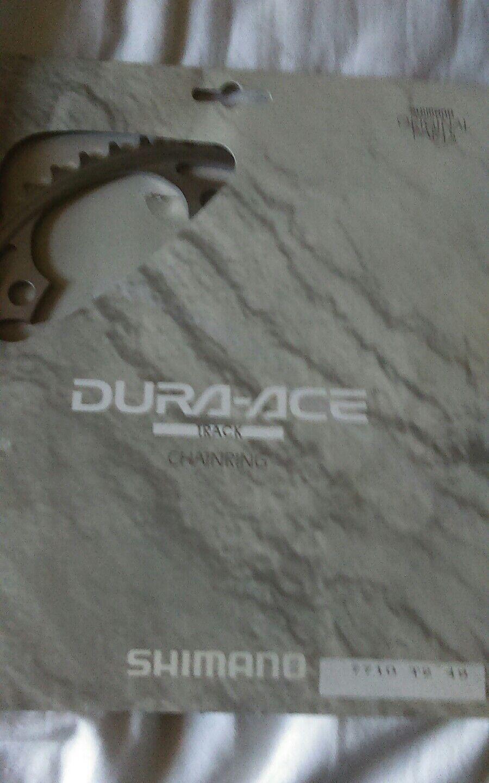 Shimano Dura-Ace fc-7710 pista chainring