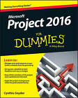 Project 2016 for Dummies by Cynthia Snyder (Paperback, 2016)