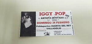 J-ENTRADA-CONCIERTO-IGGY-POP-VALLADOLID-1991