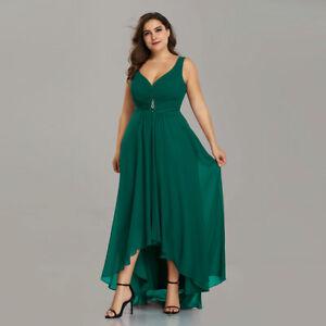 Ever-Pretty US Plus Size Formal Bridesmaid Dresses Evening ...