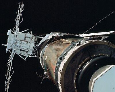 SOLAR FLARE AS SEEN FROM SKYLAB ORBITING SPACE STATION  8X10 NASA PHOTO AA-094
