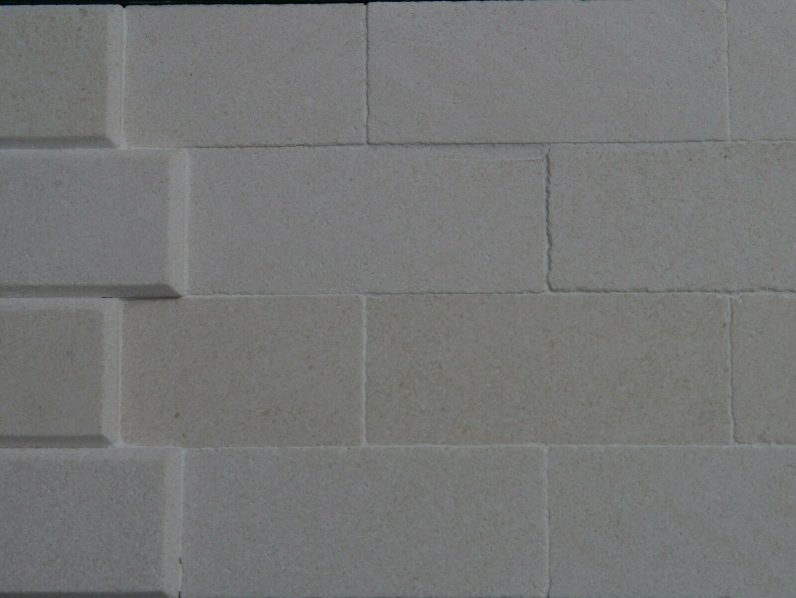 100 sq ins Bath REAL STONE Dressed Applestone slips for cladding Dollshouses