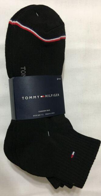 Tommy Hilfiger Classic Men/'s Socks Business 6 Pair black/_200 Item 371111