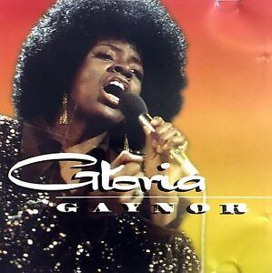 Gloria-Gaynor-CD-Gloria-Gaynor-England-VG-EX