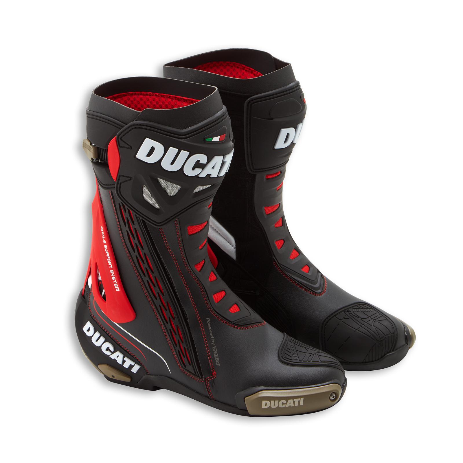 SALE Ducati Corse C3 Racing-Stiefel   Stiefel   Motorradstiefel 98104174