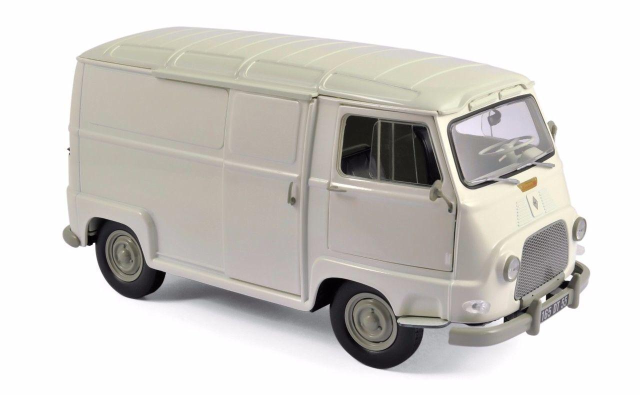 vendita scontata Norev 185174 1965 Renault Estafette Van 1 18 modello auto auto auto bianca  nuovo di marca