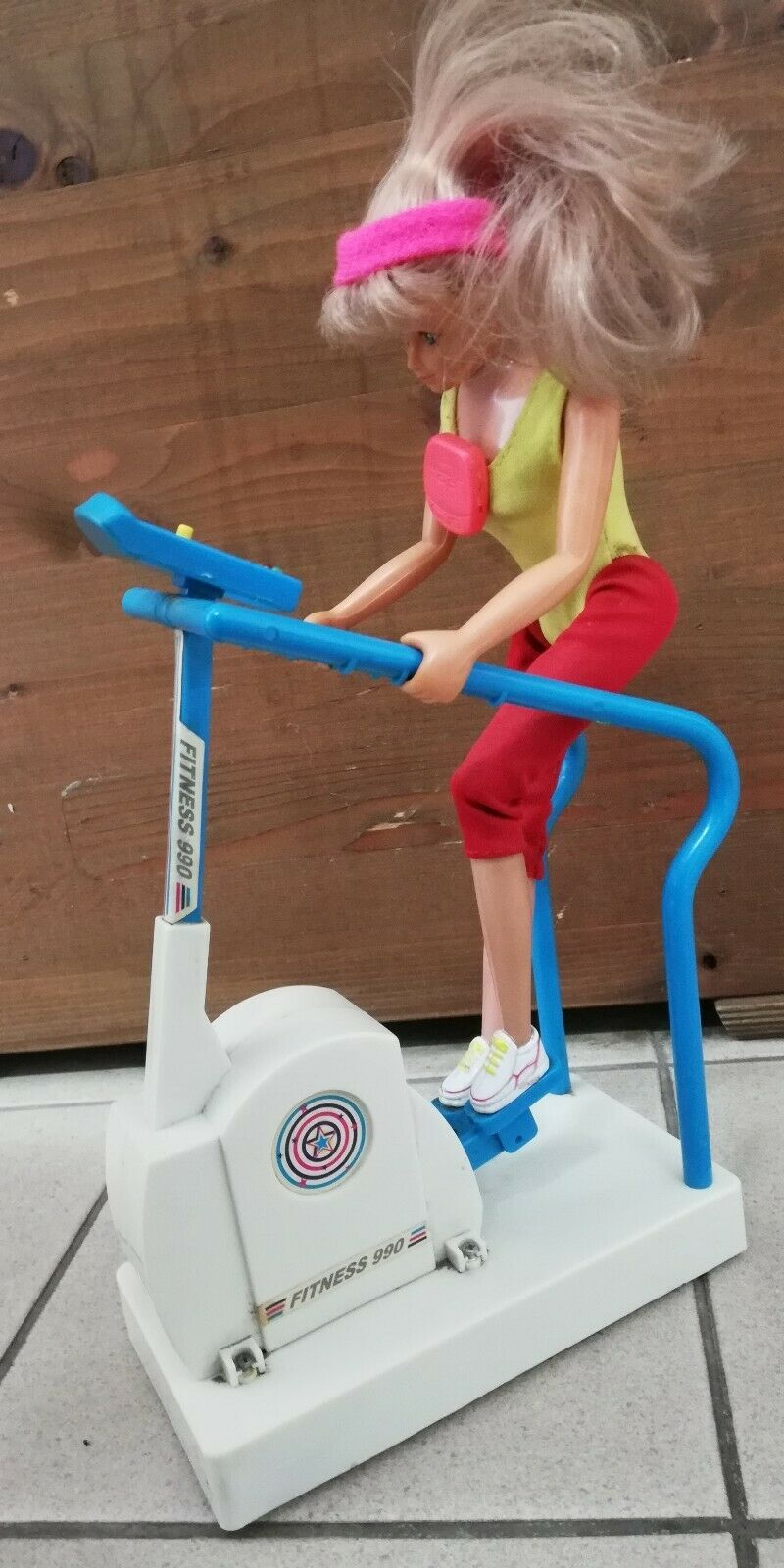 Giocattolo Giocattolo Giocattolo Vintage Fitness Tipo Barbie fitness ginnastica raro 0edba9