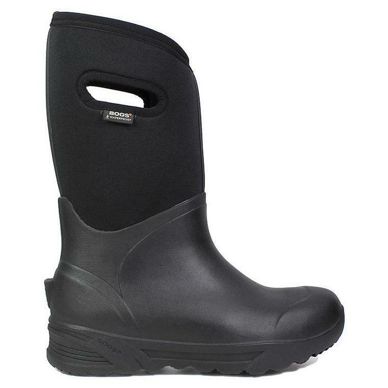 Bogs Men's Bozman Tall Black Boots