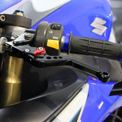 CNC Clutch Brake Levers For Suzuki GSXR600//750//1000//1300 KATANA SV650 Bandit