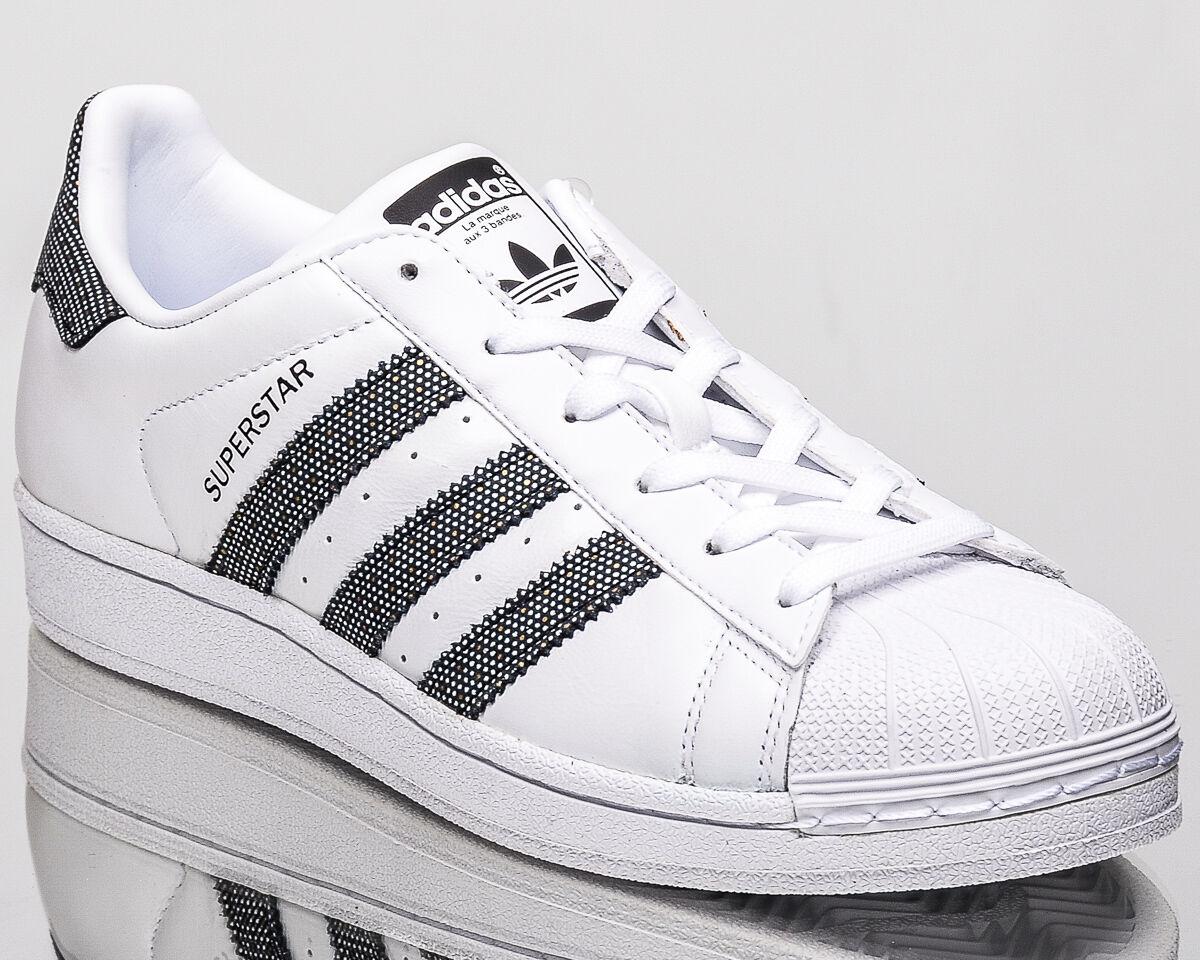 adidas Originals WMNS Superstar Damens lifestyle sneakers NEU WEISS schwarz BB2138