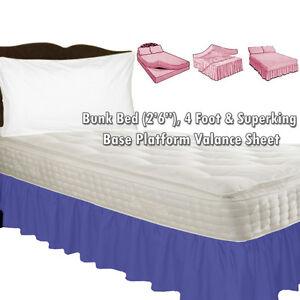 Platform Valance For Ft Bed