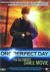One-Perfect-Day-DVD-Niederlande-Edition-Neu-OVP