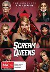 Scream Queens : Season 1 (DVD, 2016, 4-Disc Set)