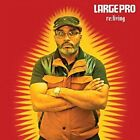Large Professor - Re Living - Vinyl LP Mp3 Download Code