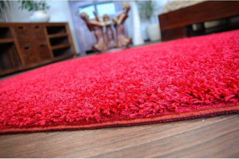 Preiswert Weich Teppiche Shaggy 5cm Kastanienbraun Hochwertig Schön Schön Schön in Touch 390db7
