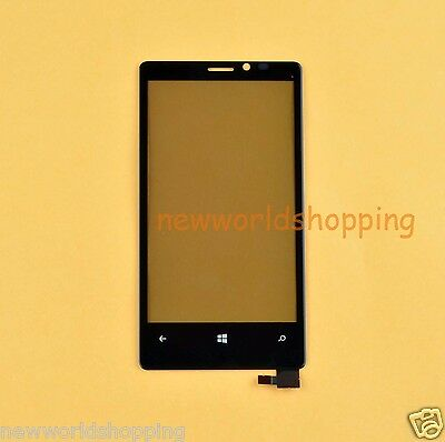 For Nokia Lumia 920 N920 Touch Screen Digitizer Glass Lens Replacement + Tools