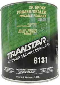 transtar 2k epoxy primer sealer gray 6131 2k epoxy. Black Bedroom Furniture Sets. Home Design Ideas