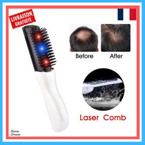 Brosse-Anti-Perte-de-Cheveux-Peigne-Infrarouge-Laser-Croissance-Contre-la-Chute