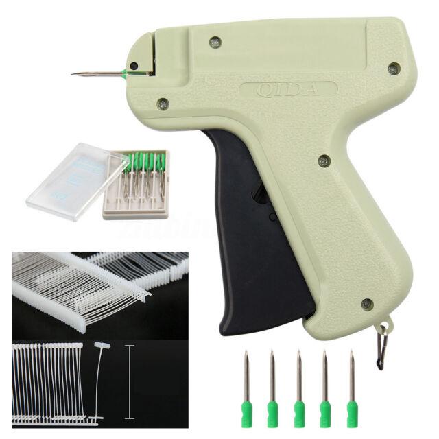 1 NEW GOOD QUALITY TAG TAGGING GUN 5000 TAGS BARBS KIMBLES UK 5 NEEDLES