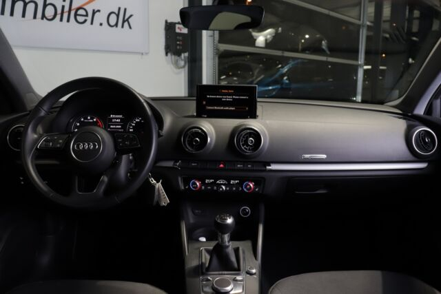 Audi A3 1,0 TFSi 116