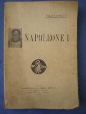 PASCHETTA-STORIA DI NAPOLEONE I-SOLINAS 1905
