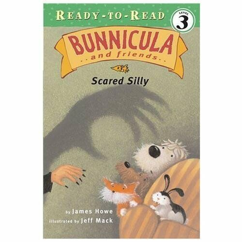 Bunnicula and Friends Ser.: Scared Silly by James Howe (2006, Trade Paperback)