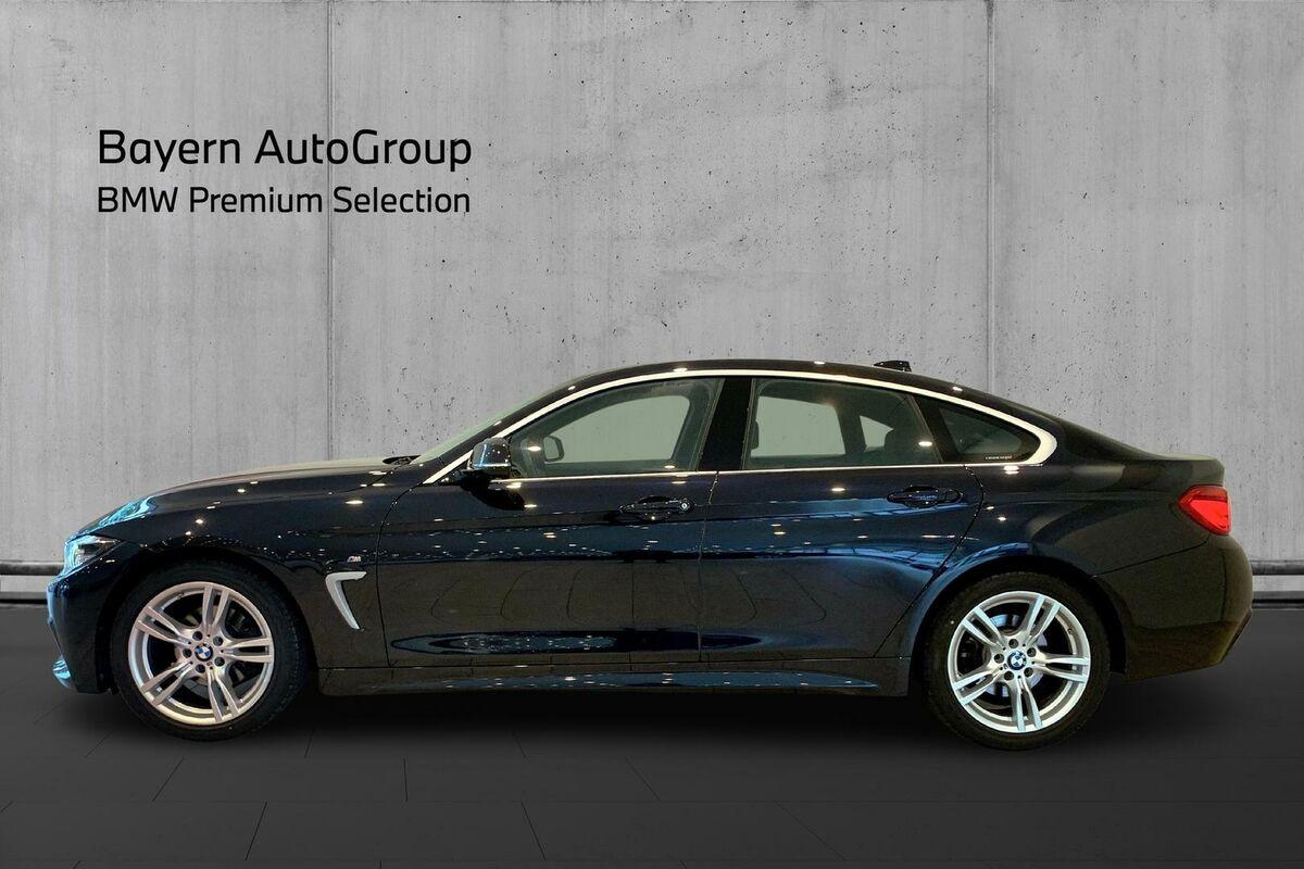 BMW 420i Gran Coupé M-Sport aut.